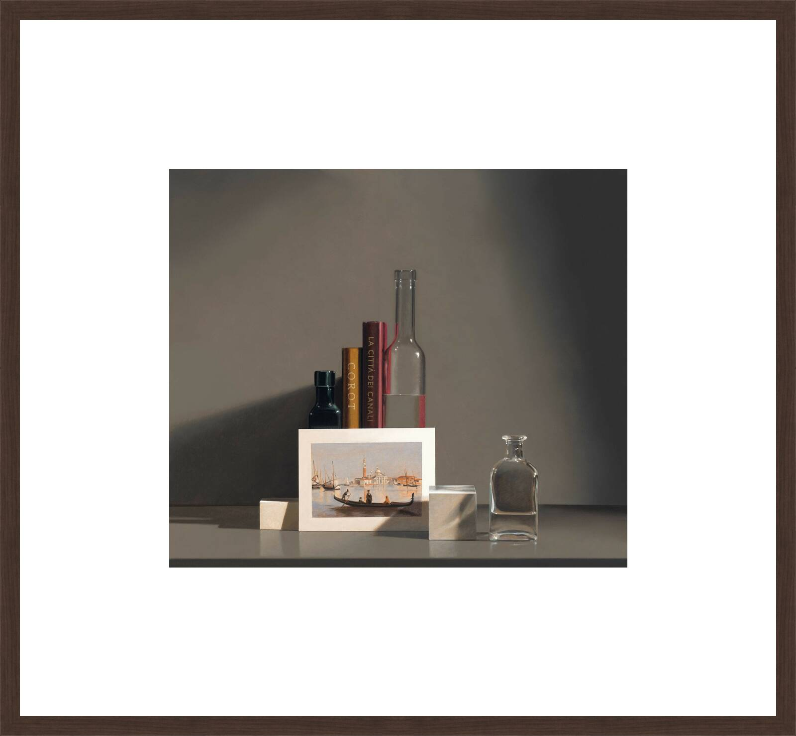 5e14334e5df2 Still life with Corot by Guy Diehl. Buy pictures  amp  photo art ...