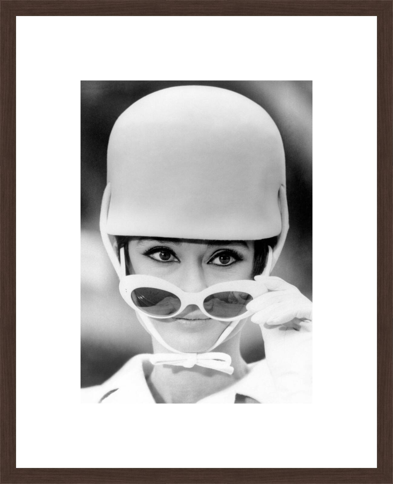 Nicole Bonnet (Audrey Hepburn) by William Wyler. Buy pictures &amp ...